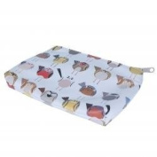 Soul - Birds by Cher Sun. Cosmetic bag