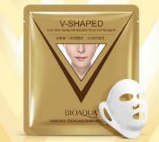 V Shape 3D Face lift Firming Face Mask Anti Wrinkle Rejuvenating Facial Detox Youthful Skin 1pc