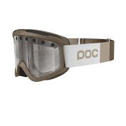 POC Helmets and Armour Iris Stripes Ski Goggles, Calcite Beige, Small
