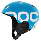 POC Helmets and Armour Receptor Backcountry MIPS Ski Helmet, Radon Blue, Large