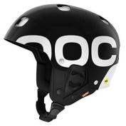 POC Helmets and Armour Receptor Backcountry MIPS Ski Helmet, Uranium Black, Large/57-58 cm