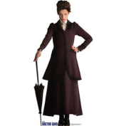 Dr. Who Missy Cardboard Standup