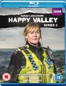 Happy Valley: Series 2 [Region B] [Blu-ray]