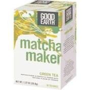 Good Earth Teas Matcha Maker Green Tea, 18 Tea bags