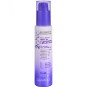 Giovanni Hair Care Products Leave-In Conditioning and Styling Elixir - 2chic - Repairing - Blackberry and Coconut Milk - 120ml