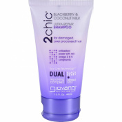 Giovanni Hair Care Products Shampoo - 2chic - Repairing - Blackberry and Coconut Milk - 45ml