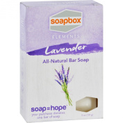 SoapBox Bar Soap - Elements - Relax - Lavender - 150ml