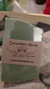 Zen Dairy Cucumber Melon Goats Milk Soap
