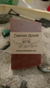 All Natural Cherry Bomb Goat Milk Soap Bar
