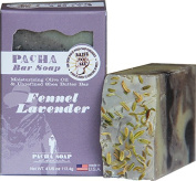 Pacha Soap Company Fennel Lavender 120ml Natural Soap