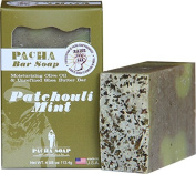 Pacha Soap Company Patchouli Mint 120ml Natural Soap