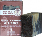 Pacha Soap Company Pipe Tobacco & Coffee 120ml Natural Soap