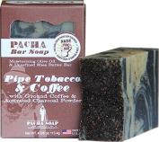 Pacha Soap Company Pipe Tobacco & Coffee 120ml Natural Soap