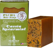Pacha Soap Company Cassia Spearmint 120ml Natural Soap