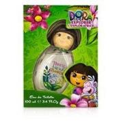 Dora The Explorer Dora & Boots Eau De Toilette Spray For Women 100Ml/3.4Oz