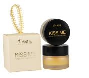 Divana Kiss Me Pink Mango Champagne Lip Balm Small Yellow