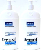 Dermasil Dry Skin Treatment, Original Lotion - 430ml