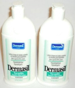Dermasil Labs Pharmaceutical Research Sensitive Skin Treatment Lotion 430ml