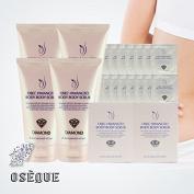 OSEQUE OSEC HWANGTO Natural Diamond Body Scrub 200g/11 Million Seller Hit in Korea Home Shopping/Korea Cosmetic