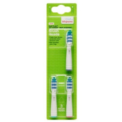 Walgreens Easyflex Tri-Sweep Replacement Heads, 3 ea -2 Pack