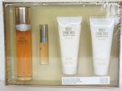 4pc White Dimonds Elizabeth Taylor Fragrance Gift Set