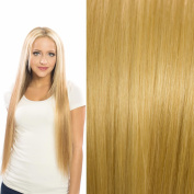 Clenna® - Clip-In Hair Extensions, Bright Blonde (colour