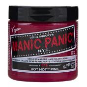 Hot Hot Pink Manic Panic Vegan 120ml Hair Dye Colour