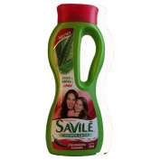 Savile Shampoo with Aloe Pulp and Chile Extract/ Shampoo Con Pulpa De Sabila Y Extracto De Chile