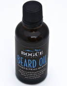 "Bogue Milk Soap, BEARD OIL- ""Chiefs Peak Blend"" Cedarwood, Frankincense, & Rosemary with Argan, Avocado, Vitamin E and Pumpkinseed Oils to Smooth and Nourish Your Beard and Skin. 50ml"