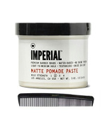 Imperial Barber Products Matte Pomade 120ml with BraidZ Comb