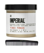Imperial Barber Products Fibre Pomade 180ml with BraidZ Comb