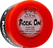 Beyone the Zone Rock On Matte Clay & Rock On Volumizing Powder 10ml Travel Size Set - GREAT STOCKING STUFFER! FREE HOLIDAY WRAP AND BOW!