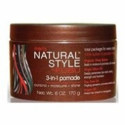 Men's Natural Style 3 on 1 Pomade