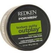 Redken Mens Outplay Texture Putty Maximum Control 100ml