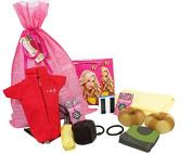Vinnet BeautyTM Hair Bun,hair Clip,hair Pin,hair Spiral Curls 30 Pcs with 2 Hooks,microfiber Hair Towel,cooler Bag,folding Bag,eco Bag,scented Sachet.