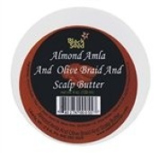 Almond Alma & Olive Braid & Scalp Butter