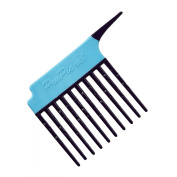 Pro Pic Detangling And Treatment Comb Aqua