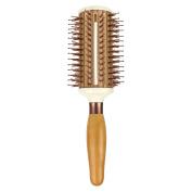 Ecotools Aluminium Round Hairbrush, Large, 10ml