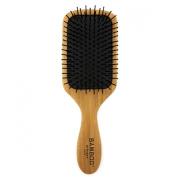 RickyCare BAMBOO Exotic Wood Paddle Brush
