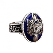 Wensltd Vampire Diaries Salvatore Damon Inger Family Crest Ring