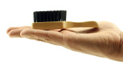 Gabriella Mini Club Brush with Natural Hard Boar Bristles