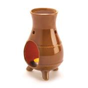 Koehler Home Indoor Seasonal Decorative Gift Accent Earthen Oven Ceramic Oil Warmer