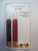 Taylor Swift Wonderstruck & Enchanted 2 Solid Perfume Pencils with Charms Gift Set