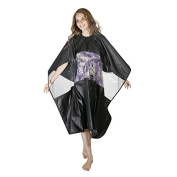 Clear Hair Cutting Cape By Skin Act
