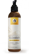 Coconut Milk & Honey Face Cleanser - Natural & Organic - Gently Cleanse and Renew Skin While Moisturising - With Soothing Organic Aloe, Hydrating Coconut Milk and Purifying Honey Gel - Foxbrim 180ml