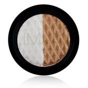 Iman Cosmetics Eye Shadow Duo -- Mixed Metals by EC Scott Group