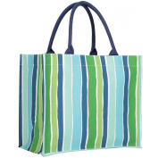 Rock Flower Paper Fashion Market Totes