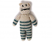 Estella Baby Rattle Toy, Green