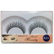So Beauty Nilin'a Thin 10 Pairs Natural Long Fake False Eyelashes Eye Lash Makeup A-28