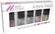 Nail Magic Simply Magic Nail Kit, 5 Count